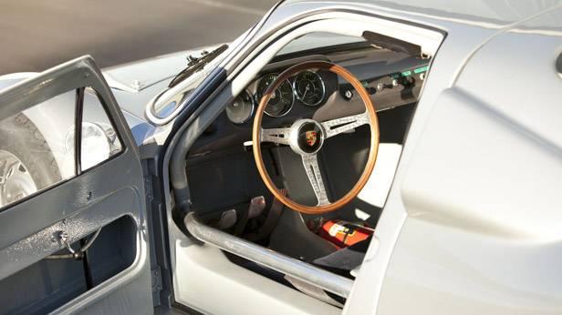 Innenraum des Lister-Jaguar BHL 16