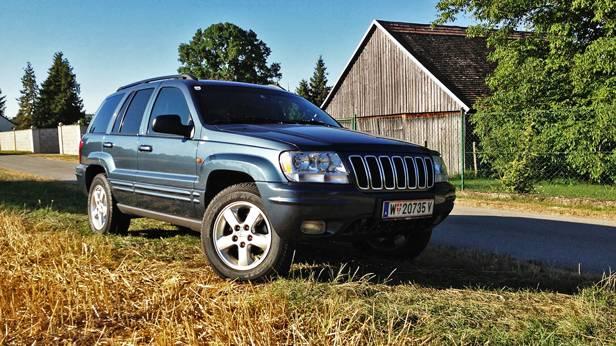 Autorevue-liebhaberautos-jeep-grand-cherokee-seite-vorne