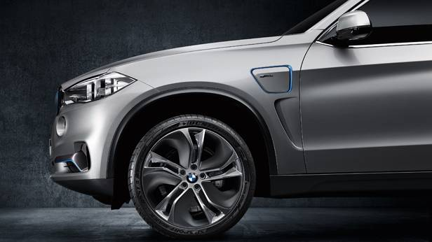BMW X5 eDrive Concept statisch links