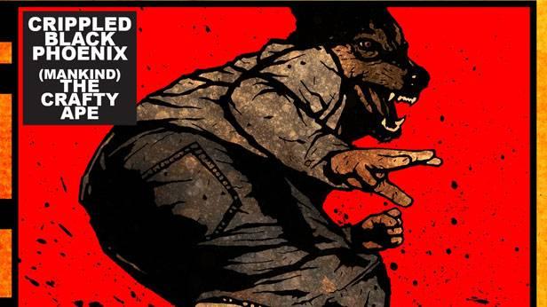 Cover von Crippled Black Phoenix