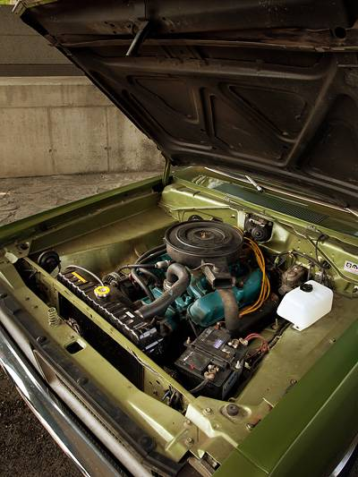 Dodge Dart 1970 Generation Drivestyle Marvin Zieler