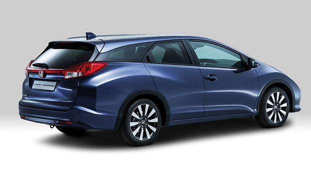Honda Civic Tourer IAA Frankfurt 2014 News