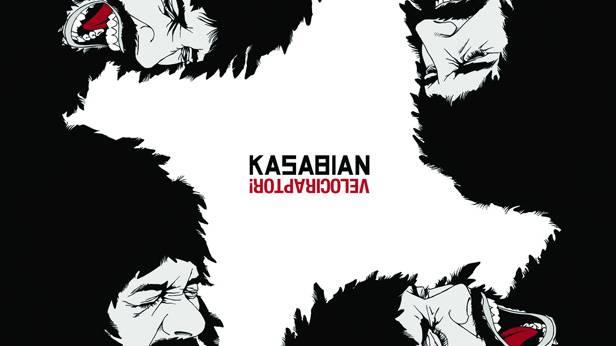 Das Cover von Kasabian - Velociraptor
