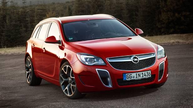 Opel Insignia OPC 2013 statisch vorne rechts