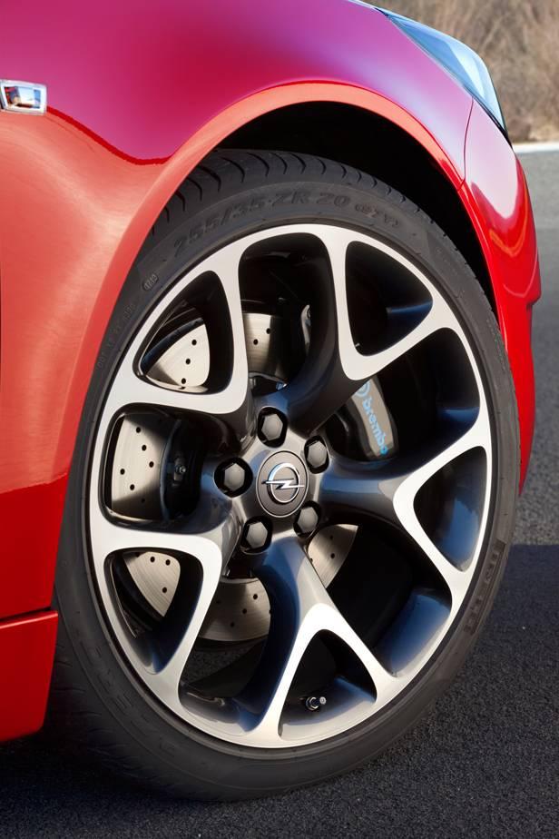 Opel Insignia OPC 2013 Detail
