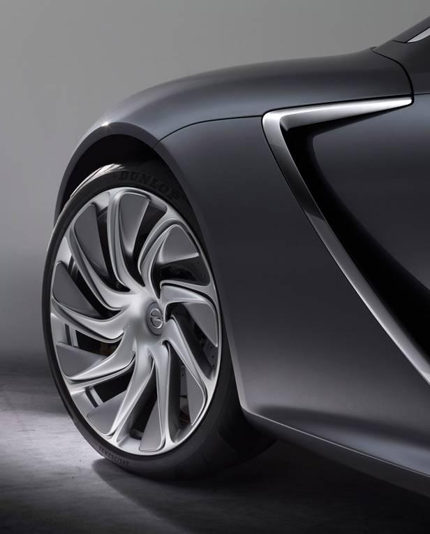 Opel Monza Concept 2013 Detail