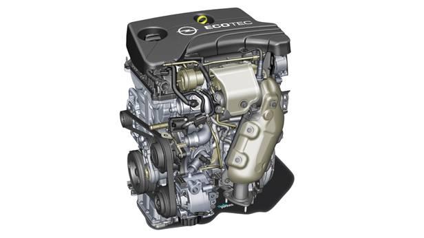 Opels neuer Dreizylinder-Motor