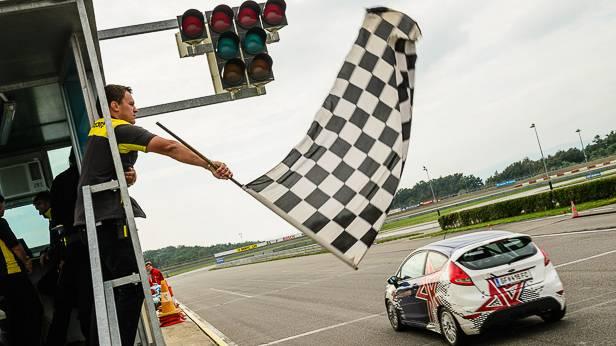 Racing Roookie 2013 Finale