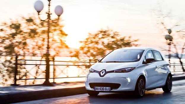 Renault Zoe BMW i3 Datenskandal NSA Prism