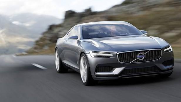 Volvo Concept Coupé IAA Frankfurt XC90 Autonomes Fahren