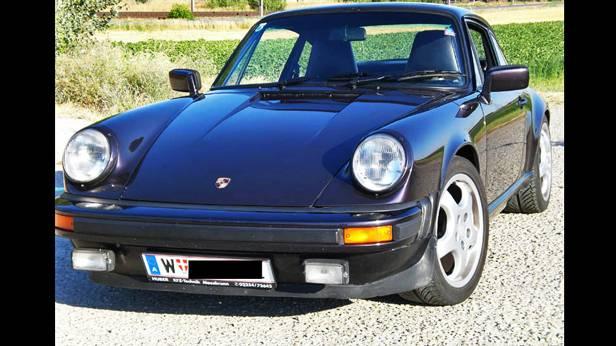 porsche 911 964 s 2.7 front