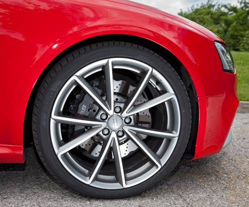 Audi RS5 Cabriolet felge