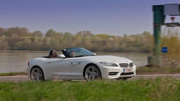 BMW Z4 sDrive 35is seite