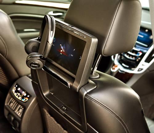 Cadillac SRX 3,6L AWD AT Sport Luxury tv