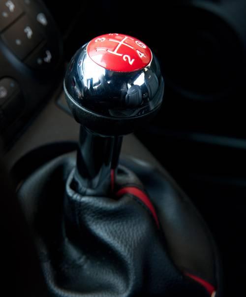 FIAT 500 S 1,3 MJet 95 schaltknauf