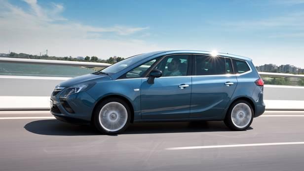 Opel Zafira Tourer 2,0 CDTi Biturbo seite