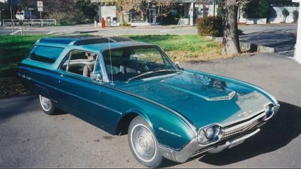 Ford Thunderbird Wagon statisch vorne rechts