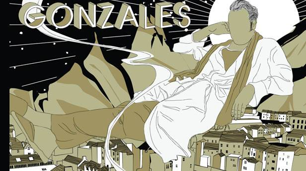 Album Cover Chilly Gonzales The Unspeakable