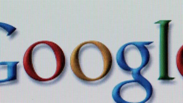 Schriftzug von Google