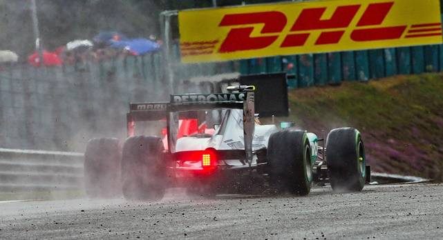 Ergebnisse Qualifikation GP von Belgien - Wieder Pole für Hamilton
