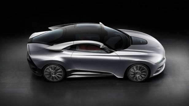 Saab Phoenix Concept 2011 statisch rechts