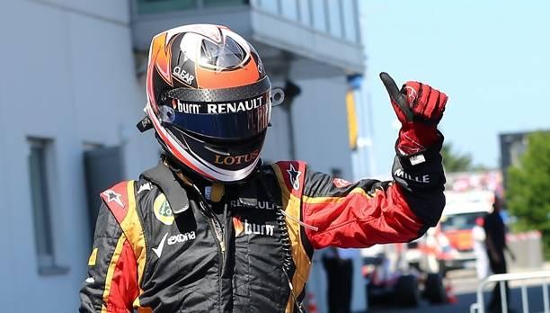 Räikkönen: Gute Chancen auf Verbleib bei Lotus