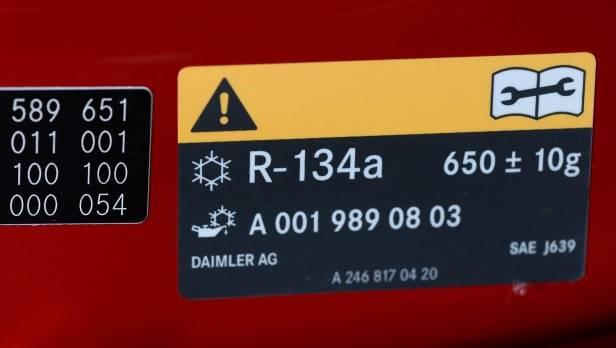 Streitpunkt R134a - klimaschädlicher aber ungefährlicher?