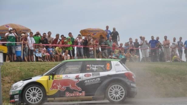 Rallye: Elfter Staatsmeistertitel für Baumschlager nach Sieg in Weiz