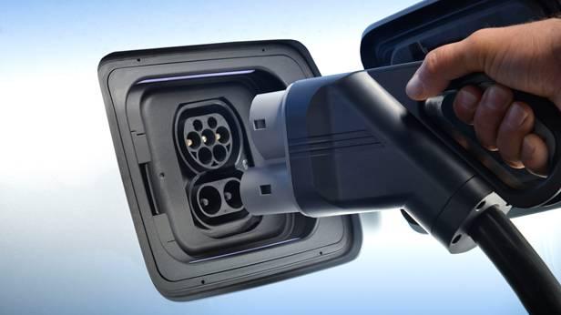 E-Auto Stecker