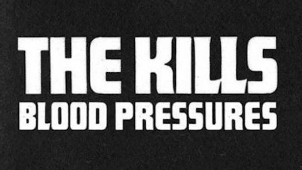 Cover von The Kills - Blood Pressure