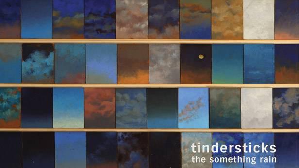 Cover von Tindersticks: The Something Rain