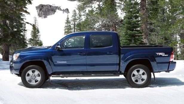 Insgesamt 370.000 altere Modelle des Toyota Tacoma müssen in Nordamerika zurück in die Werlstätten.