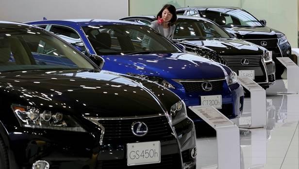 So viele Toyotas: Noch dieses Jahr will der weltgrößte Autobauer mehr als 10 Millionen Autos produzieren,