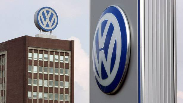 Die VW-Zentrale in Wolfsburg