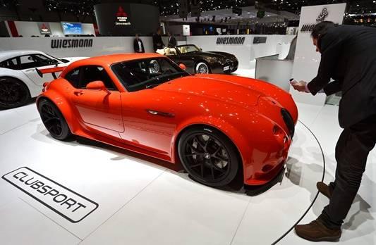 Im März glänzte Wiesmann noch mit exklusiven Modellen wie dem GT MF4-CS beim Genfer Auto-Salon - jetzt musste das Unternehmen Insolenz anmelden.
