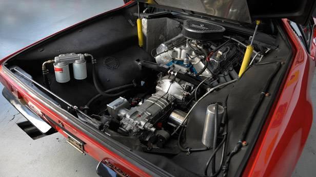 Der 351er-Cleveland-Motor von Ford