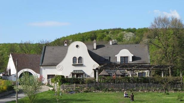 Das Kloster am Spitz