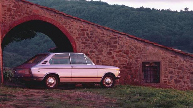 Der BMW 2002 touring