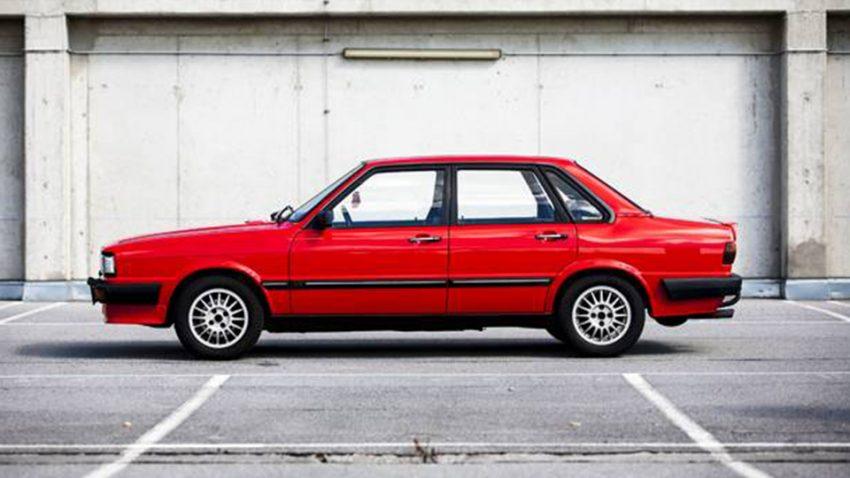 Audi 80 Quattro 5E