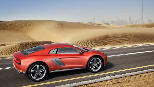 Audi Nanuk quattro concept iaa frankfurt 2013