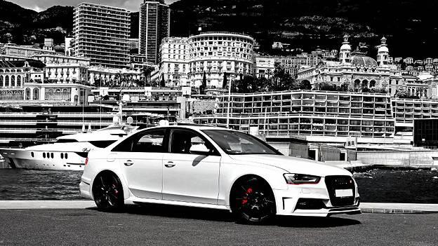 MS Design A46 Audi S4 A4 Limousine IAA Frankfurt