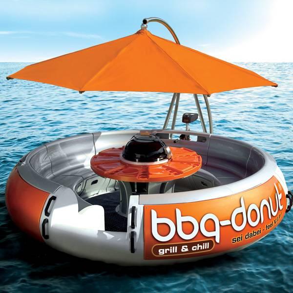 BBQ-Donut-Boot BBQ Donut Boot Boat