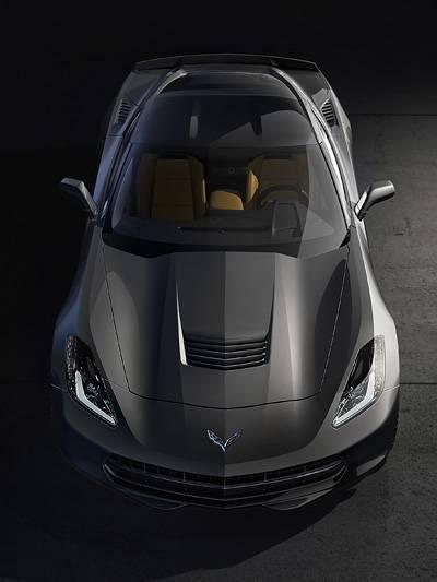 Chevrolet Corvette Stingray Camaro US-Car 2014