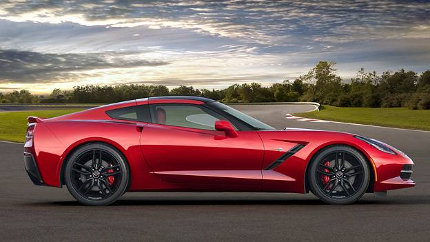 Chevrolet Corvette Stingray Camaro US-Car 2014