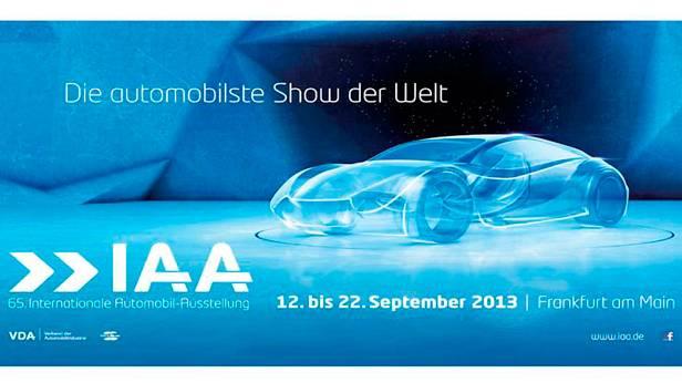 IAA Frankfurt 2013 Logo