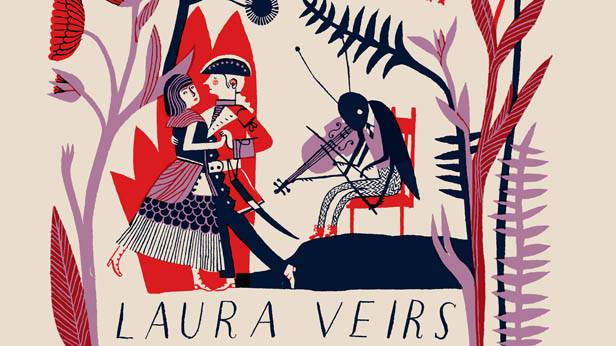 Cover vom Tumble Bee von Laura Veirs