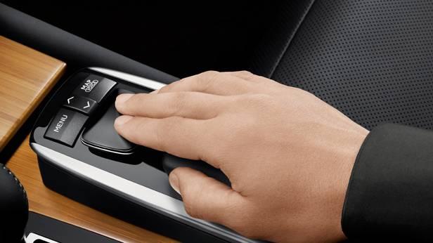 Lexus Infotainment Knubbel