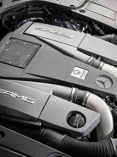 Mercedes S63 AMG S65 zwölfzylinder