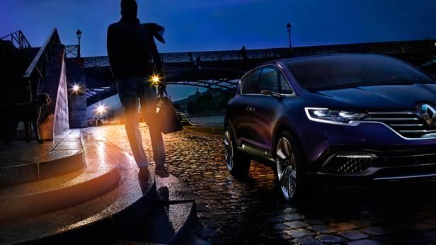 Renault Espace Studie Initiale Paris