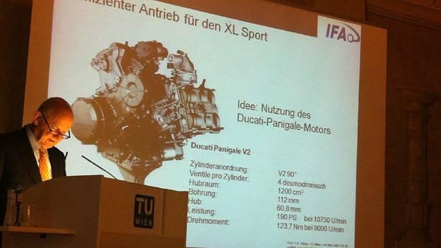 News Neuigkeit Nachrichten VW Projekt XL Sport XL1 Ducati Volkswagen Ferdinand Piech